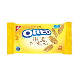 Christie Oreo Thins - Vanilla - 287g