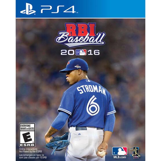 PS4 R.B.I. Baseball 2016