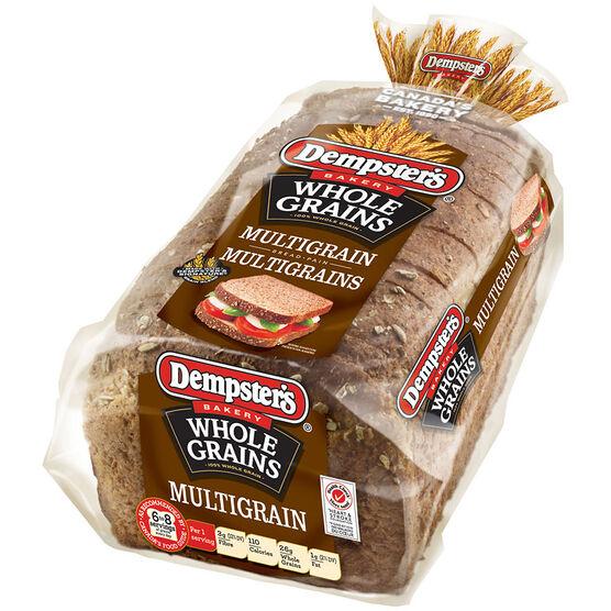 Dempster's WholeGrains Multigrain Bread - 600g