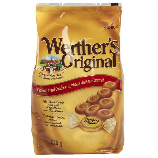 Werther's Original Hard Candies - 1020g