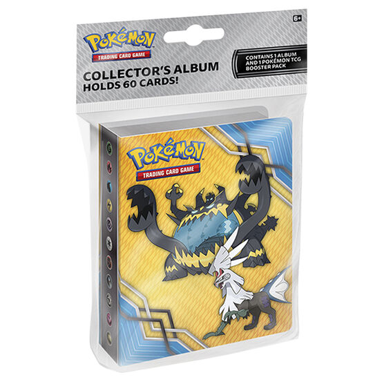 Pokémon Sun Moon 4 Collector's Mini Album