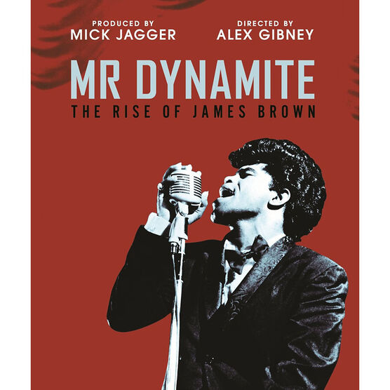Mr. Dynamite: The Rise of James Brown - DVD