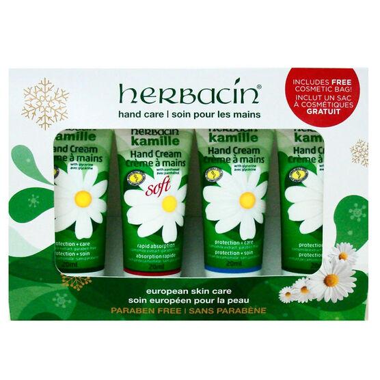 Herbacin Gift Set Sampler Collection - 4 piece