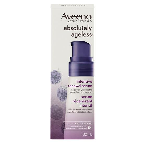 Aveeno Active Naturals Absolutely Ageless Intensive Renewal Serum - 30ml