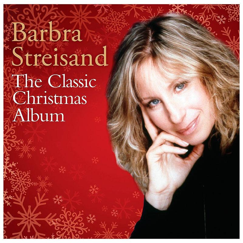 Barbra Streisand - The Classic Christmas Album - CD   London Drugs