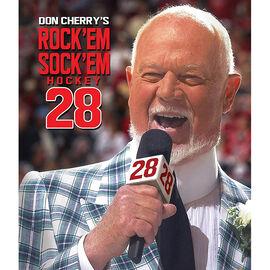 Don Cherry's Rock 'Em Sock 'Em Hockey 28 - Blu-ray