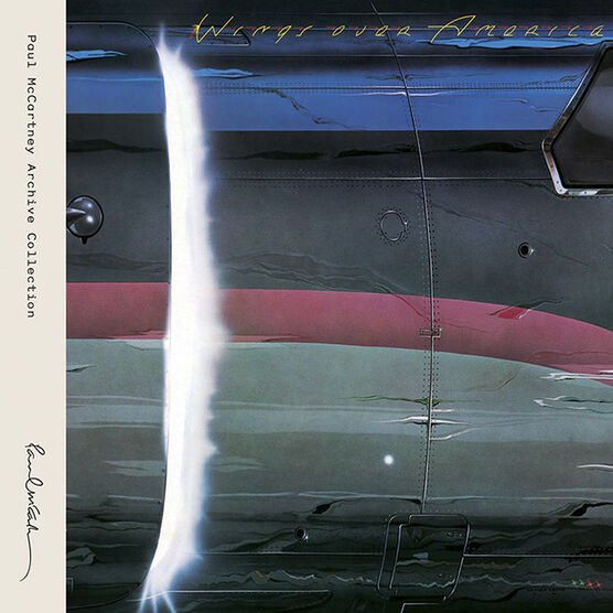 Paul McCartney and Wings - Wings Over America: Live - 2 CD