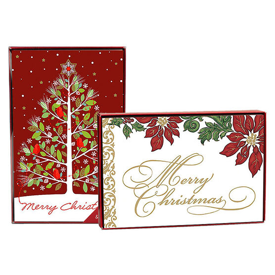 American Greetings Christmas Cards - Christmas Letter - 14 count - Assorted