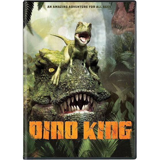Dino King - DVD