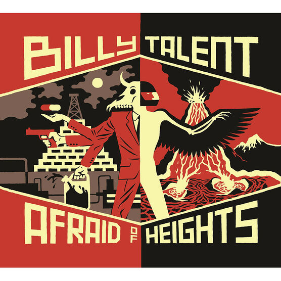 Billy Talent - Afraid Of Heights (Deluxe Edition) - 2 CD