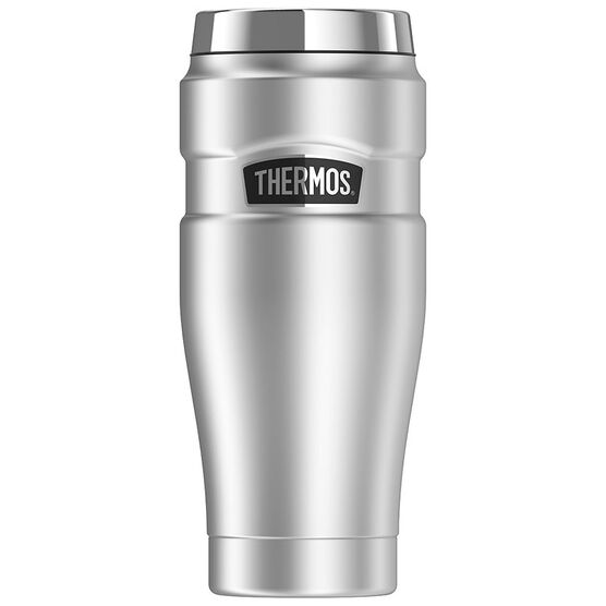 Thermos Stainless Steel Vacuum Insulated Tumbler - Stainless Steel - 470ml