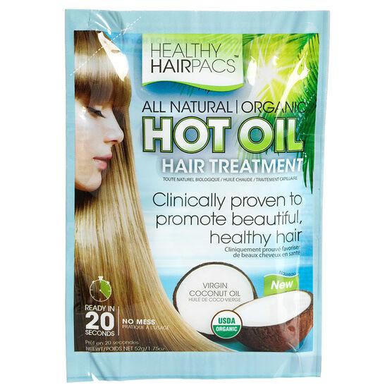Healthy Hairpacs Hot Oil Hair Treatment - 52g