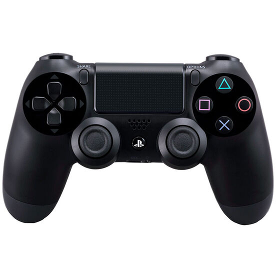PlayStation 4 DualShock 4 Wireless Controller - Black - 10038