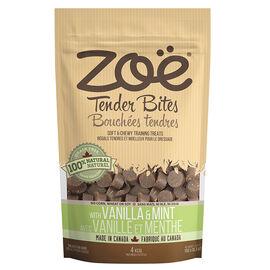 Zoe Tender Bites Dog Treats - Vanilla Mint - 150g