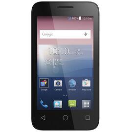 Telus Alcatel Pixi 3 Prepaid Phone - Black - NPPHALPIXI4BK