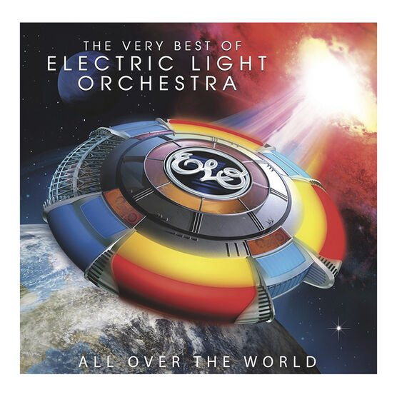 Electric Light Orchestra - All Over The World: The Very Best of E.L.O. - Vinyl