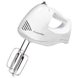 Proctor-Silex Hand Mixer with Snap-On Case - 62545