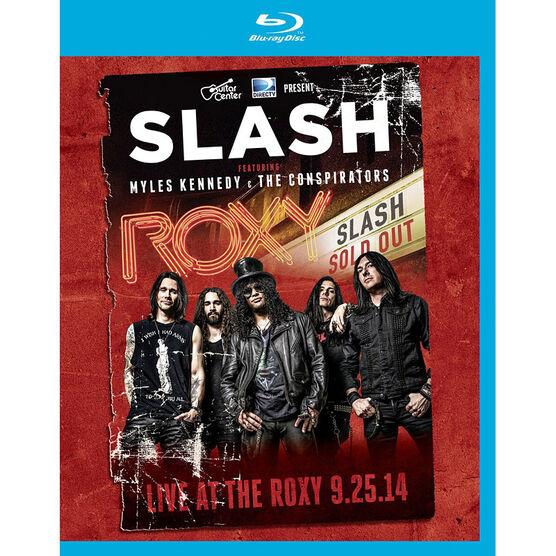 Slash: Live at the Roxy - Blu-ray