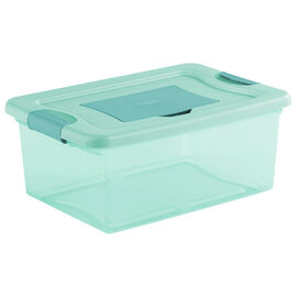 Sterilite Fresh Scent Box - Aqua - 14L
