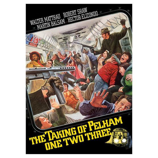 The Taking of Pelham One Two Three (1974) - DVD