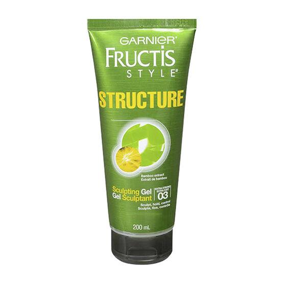 Garnier Fructis Structure Extra-Strong Gel - 200ml
