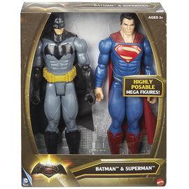 Batman v Superman - Batman & Superman
