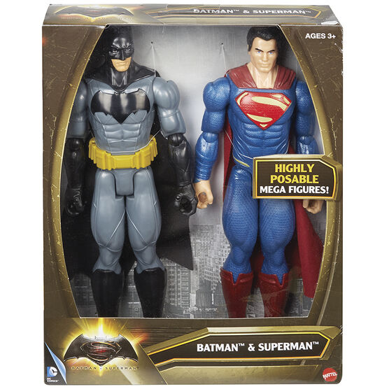 Batman v Superman - Batman & Superman