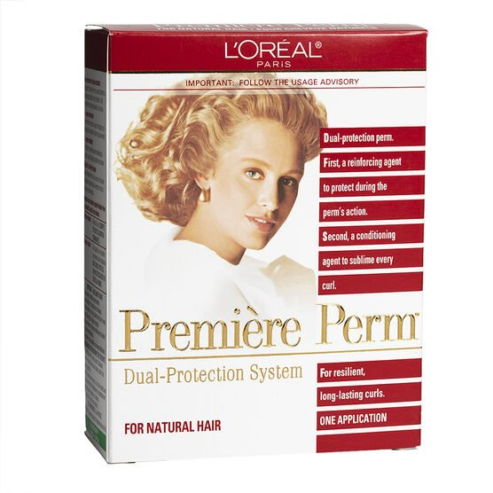 L'Oreal Première Perm for Natural Hair