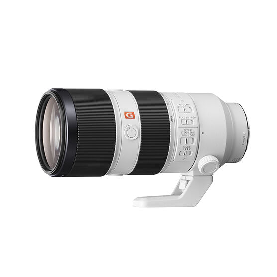 Sony FE 70-200mm F2.8 GM OSS Lens - SEL70200GM