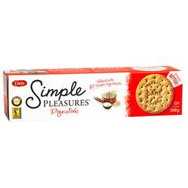Dare Simple Pleasures Cookies - Digestive - 350g