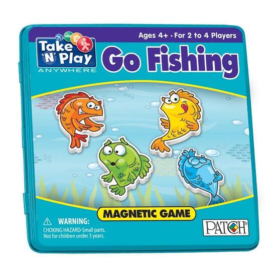 Go Fishing Tin Game