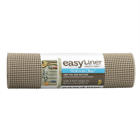 Easy Liner Select - Taupe - 12 inch x 10 feet