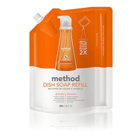 Method Dish Soap Refill - Clemantine - 1064ml