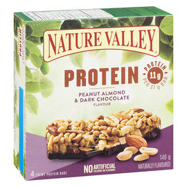 Nature Valley Protein - Peanut Almond and Dark Chocolate - 148g