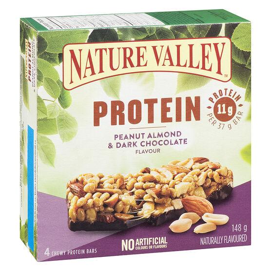 Nature Valley Protein - Peanut Almond and Dark Chocolate - 148g