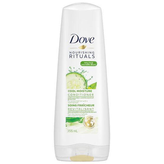 Dove Nutritive Solutions Cool Moisture Conditioner - Cucumber & Green Tea - 355ml