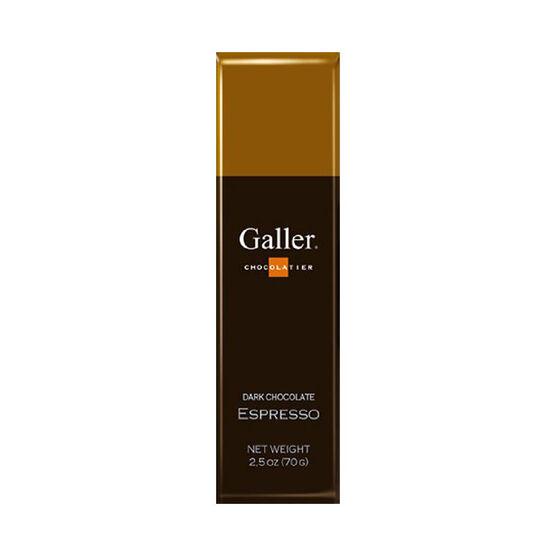 Galler Dark Chocolate Espresso - 70g