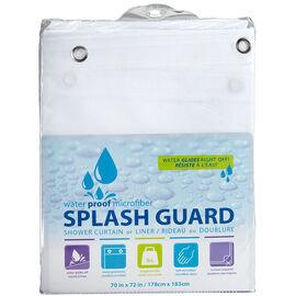 Splash Hydro Microfibre Liner - White - 182.9 x 182.9cm