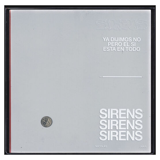 Nicolas Jaar - Sirens (Limited Edition) - Vinyl