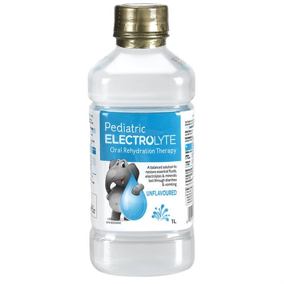Pediatric Electrolyte - Unflavored