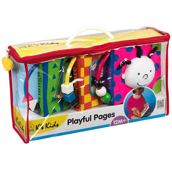 k's Kids Playful Pages Set