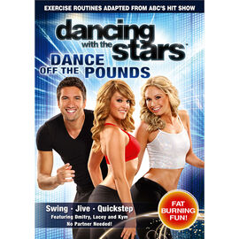 Dancing With The Stars: Dance Off The Pounds - DVD