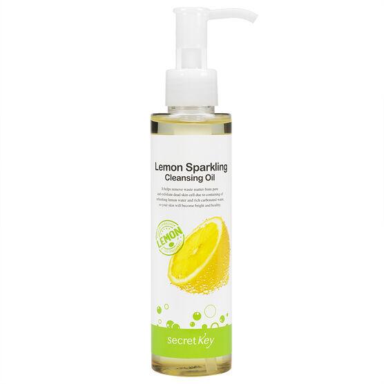 Secret Key Lemon Sparkling Cleansing Oil - 150ml