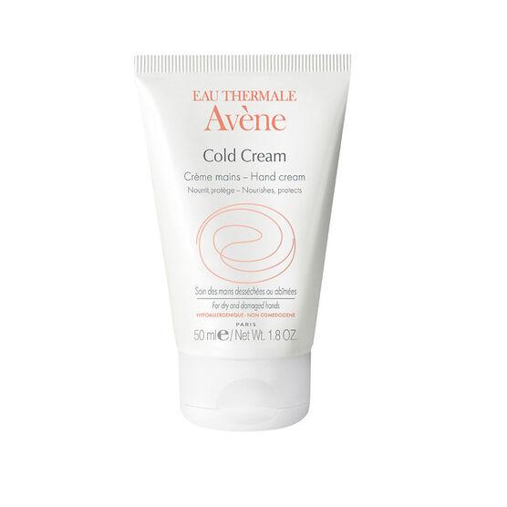 Avene Cold Cream Hand Cream - 50ml