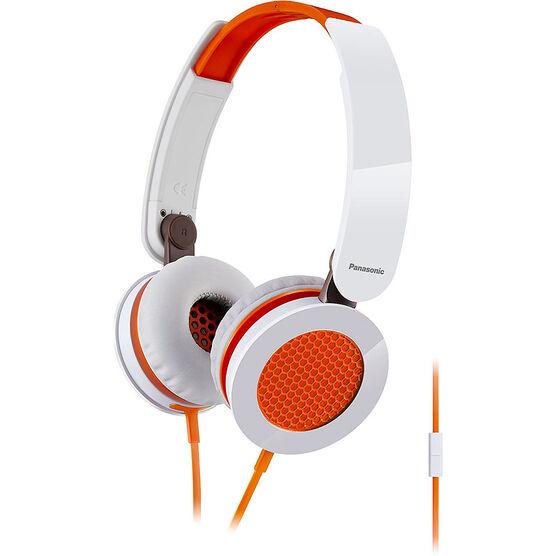 Panasonic Sound Rush On Ear Headphones - RP-HXS200MW