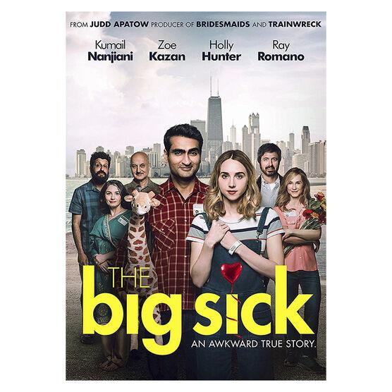 The Big Sick - Blu-ray