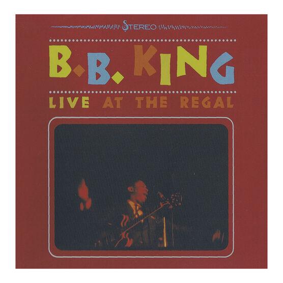 B.B. King - Live at The Regal - 180g Vinyl