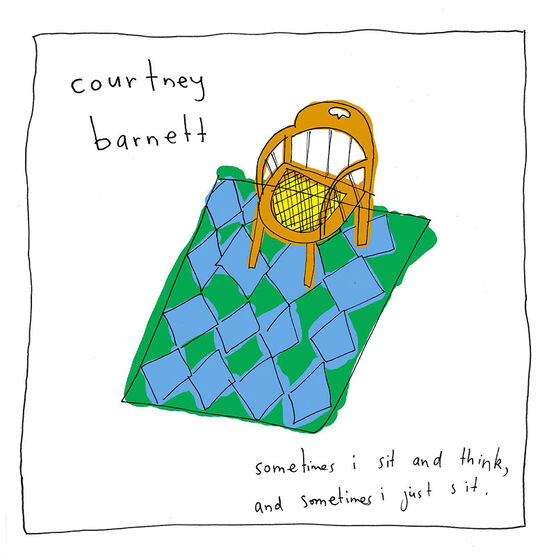 Courtney Barnett - Sometimes I Sit And Think, And Sometimes I Just Sit - Vinyl