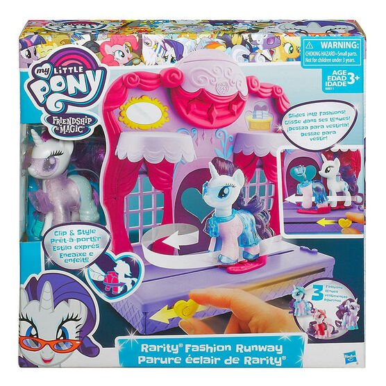 My Little Pony Friendship Magic - Party Fashion Runway