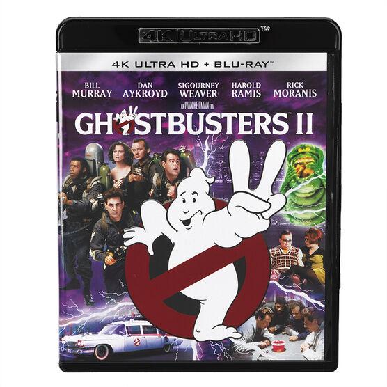 Ghostbusters II (1989) - 4K UHD Blu-ray